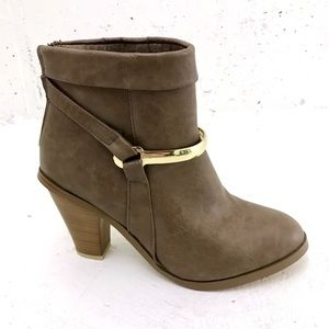 NEW Shoedazzle Booties